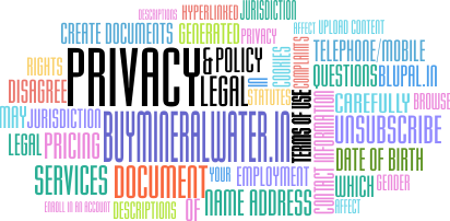 Privacy & Legal policy