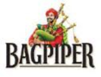 Bagpiper Mineral Water