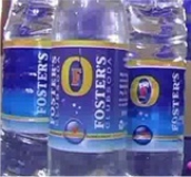 Fosters Mineral Water